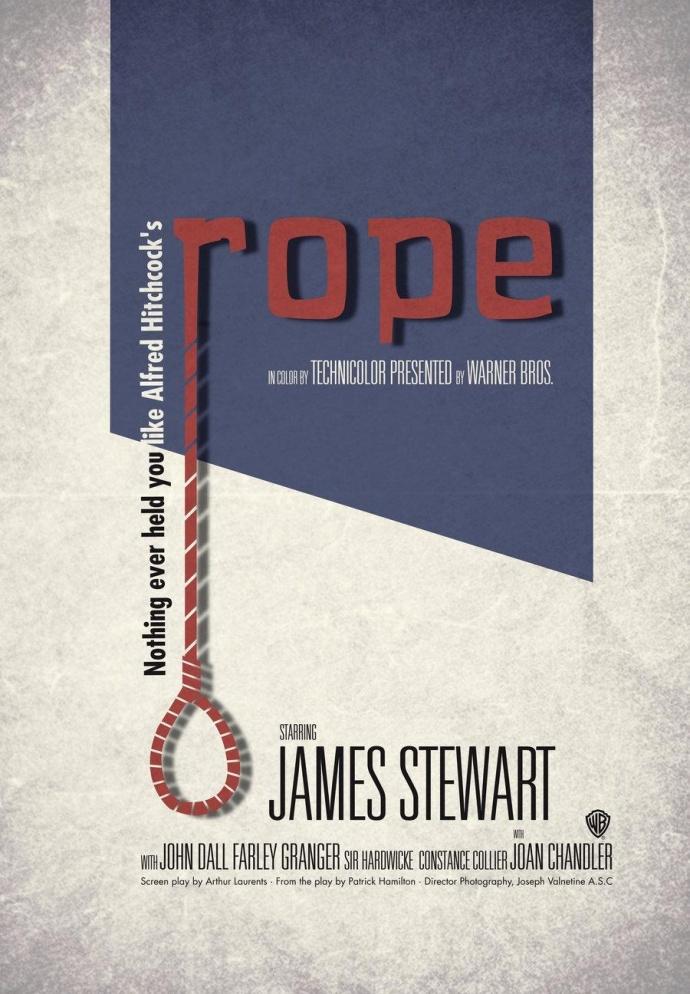 夺魂索 Rope 【1948】【悬疑 / 惊悚 / 犯罪】【美国】